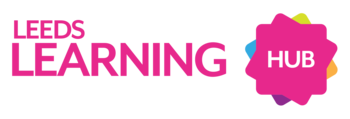 Leeds Adult Learning Hub logo